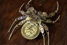 SteamPunk / Fashion jewellery etc