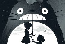 Studio Ghibli / Art, Posters, Design