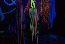 Glow in the dark / #handmade#schmuck#nachtleuchtend