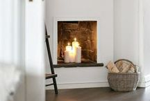 <Fireplaces> / Fireplaces | Fireplace Design | Hearth Style | Heartwood Caddies and Log Baskets |