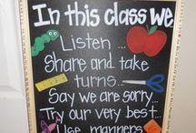 Classroom Ideas / by Dani Bily