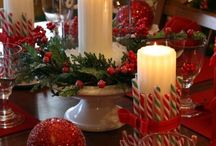 Holidays :) / Holiday décor year round! To craft or buy! / by Charmae Torres