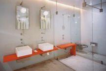 <Tangerine interior> / Tangerine colour used in interiors :) / by ieva mazeikaite