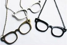 Glasses Accessories / From jewelry to cases, our eyeglasses look great with an array of accessories.