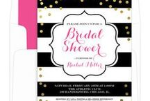 Weddings: Pink and Black