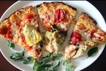 pescetarian / vegetarian + seafood = us. / by Lisa Albaladejo