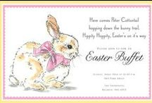 Easter / by The Stationery Studio