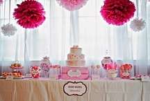 Baby Shower Ideas / by Nicole Bardell