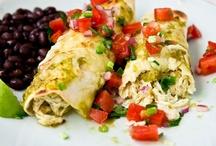 Cinco de Mayo Dishes!