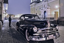 Classic Cars / by Frank Lowrie