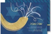 Sweet Wishes for the Jewish New Year / by The Stationery Studio
