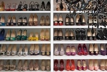 Shoe Addiction / by Tracey Nass