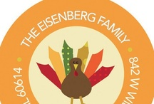 Thanksgiving Ideas / by The Stationery Studio