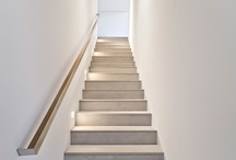 <Up ^> / Stylish Staircases | Stair design Ideas | Banisters and Railings | Under Stair Storage | Handrail ideas |