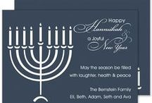 Happy Hanukkah / by The Stationery Studio