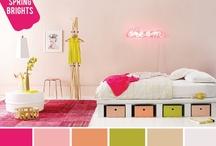 Katie's Room Design / by Kristy Bailey
