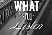 <Music> / Music Lyrics | Favourite Bands | Favourite Songs | Music Inspiration |