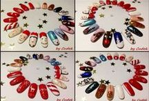 My Nails / All designs are made by me :) http://www.facebook.com/nails.by.cudek