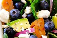 Fruit Salads..Fabulous Fruit / by Amy Charron-Miller