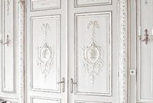 <Classic, French, Provence> / Classic , French and Provence Interior and Exterior Style | Classic decor and design Pieces and Products |