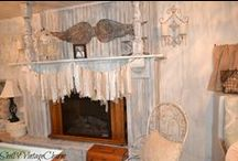 Angel Wings / Angel Wings for home décor or to DIY