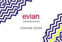 evian - Limited Editions / #design #limited #liveyoung #evian #fashion / by evian Liveyoung