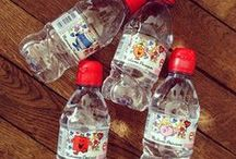evian - Mr Men & Little Miss / Meet #evian little guests now available in France and Belgium ! #mrmenlittlemiss / All this pictures are extracted from our fans accounts #thankyou / by evian