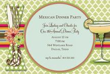 Cinco De Mayo / by The Stationery Studio