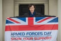 Armed Forces Day / Armed Forces Day is a national event held to celebrate the work of all our service men and women, past and present.