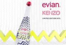 evian x KENZO Naturally Playful / Being playful is a state of mind #evianxKENZO #naturallyPlayful: http://evianxkenzo.tumblr.com   / by evian Liveyoung