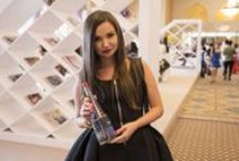 evian x KENZO Limited Edition - Fashion Forward Season 4 / evian exclusively revealed its new 2015 Limited Edition with KENZO for the first time ever in the United Arab Emirates market during Fashion Forward Dubai Season 4 ! / by evian