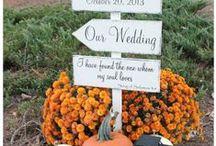 Autumn Romance / Autumn Wedding