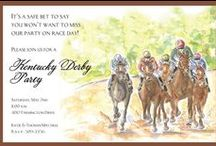 Kentucky Derby / by The Stationery Studio