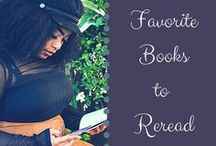 Favorite Books to Reread