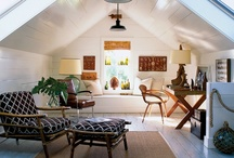Attic / by Julie {The Hyper House}