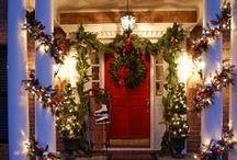 DECK THE HALLS / Deck the halls with boughs of Holly,Fa la la la la / by Mary Richard