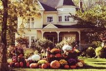 FALL SPLENDOR / Autumn is a second season where every leaf is a flower