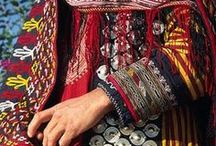 Global Beads / Jewelry that inspires me to create, wear, and purchase from around the world.