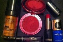 My Vanity / Affiliate links from ShopStyle and RewardStyle. / by Blaq Vixen Beauty