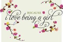 Girly Girl / a girly refuge*