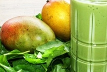 Green Smoothies and More / by Kimberly Tintinalli