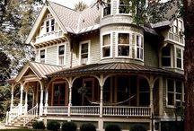 Dream Home Ideas / by Jennah Whetstone