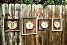outdoor dreams / Fun things to do with the yard from decor to landscape ideas. / by Andrea Rogers