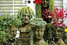 Glamorous Gardening / My favorite gardens.