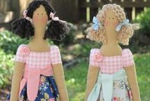 Handmade Dolls / by judysnow