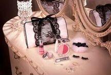 Silk robes&Furry Heels:) / A smitten kitten`s life in bunny heels:)