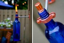 My backyard..... ideas / by Kerbi Lee