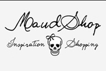 Made by Maud / All items available @ www.maudshop.com