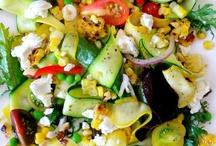 Recipes: Salads / Salad recipes for all seasons!