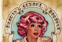 Beauty School Dropout / by Mary Richard